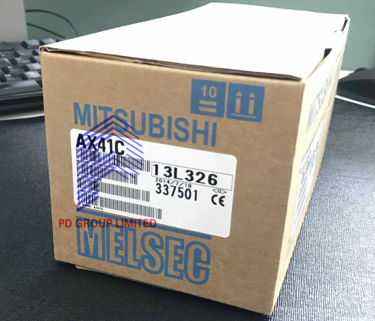 Brand new Japan MITSUBISHI A series CPU module AX41C free shipping warranty for 1.5 year