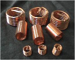 Helicoil insert Phosphor Bronze