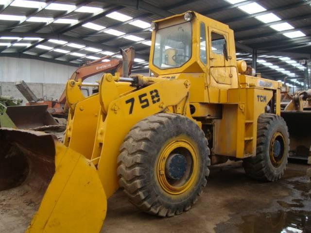 used loader TCM 75B