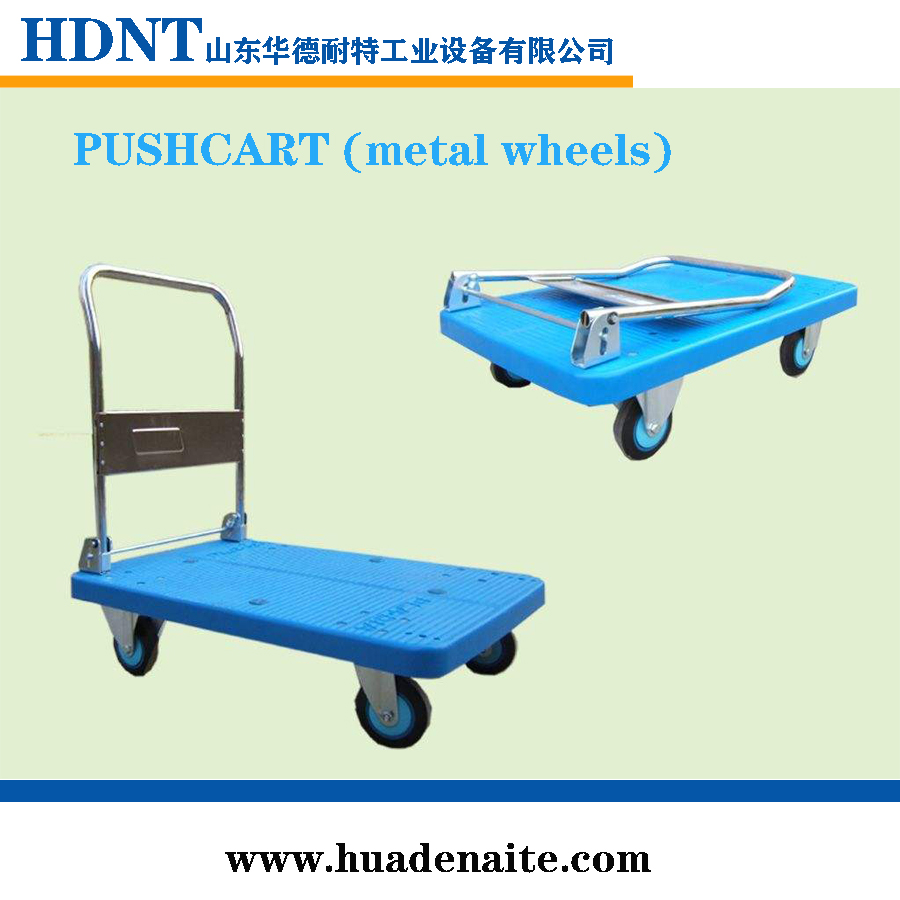 Plastic Platform Trolley or Hand Truck