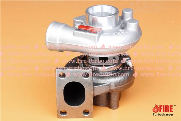 ISUZU, Turbocharger TDO4HL-15G/12 - Guangzhou Fire Turbocharger Co