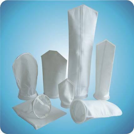 Industry bag filter housing bag filter PP/nylon/PE/PTFE multi layer filter bags