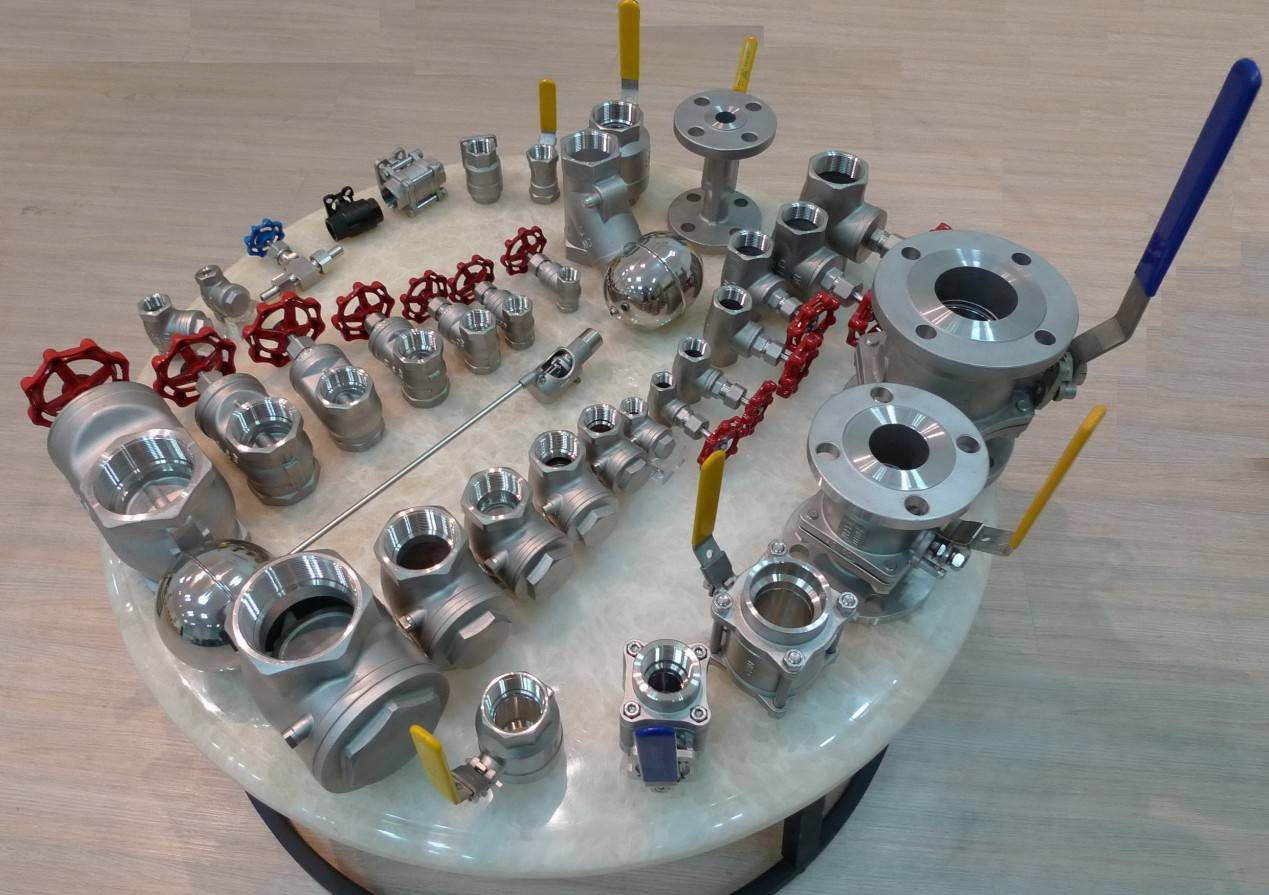 Stainless Steel Valve (DN15 to DN200)