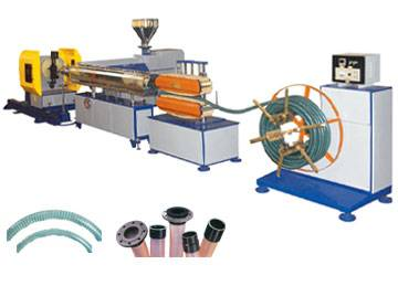 pvc pipe production line wire enhanced