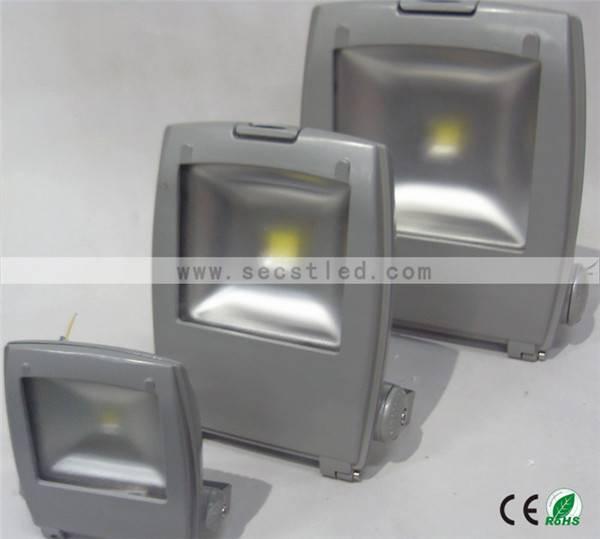 2013 new design backpack design 10w 30w 50w led flood lights ip65