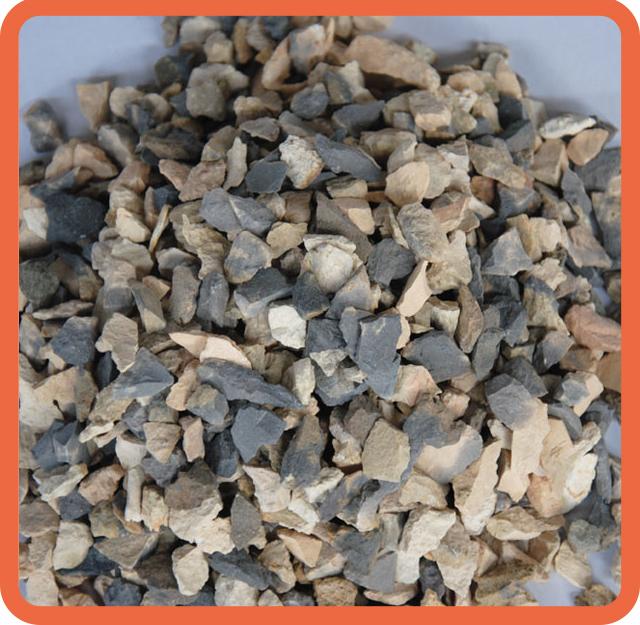 87% Aluminia refractory grade bauxite