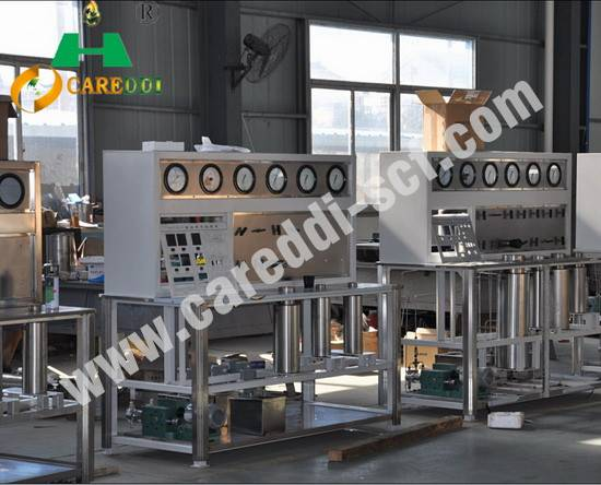 HA120-50-01L Supercritical co2 extraction machine