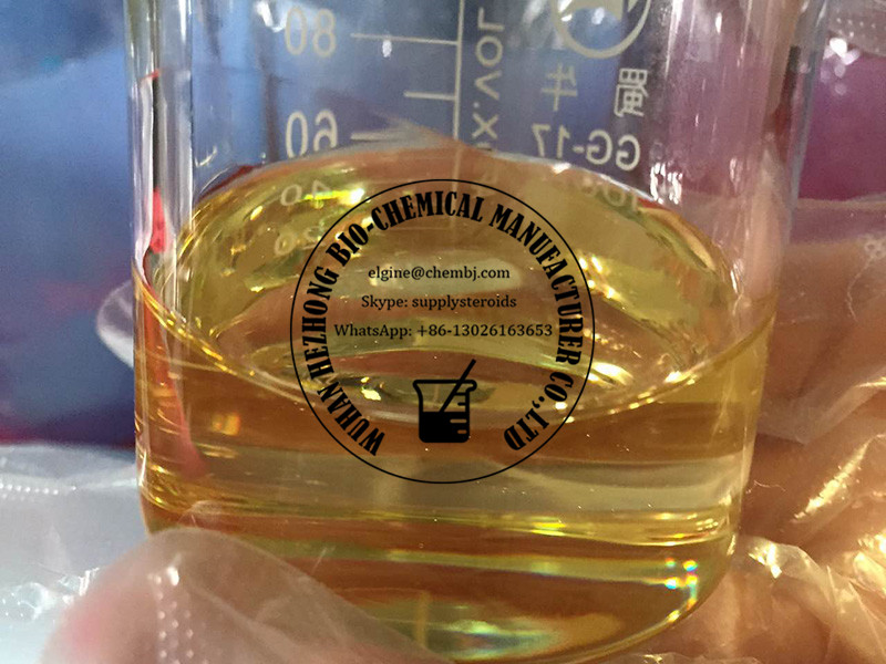 Nandrolone decanoate 200mg/ml Injectable Steroids Oil CAS 360-70-3