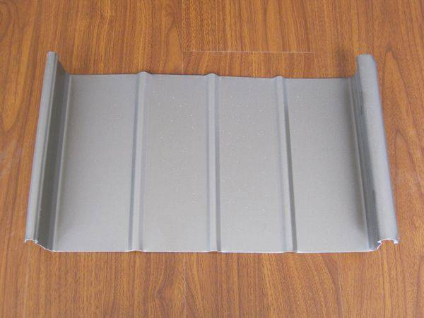 3004 al-mg-mn PVDF painted metal roof sheet made in China