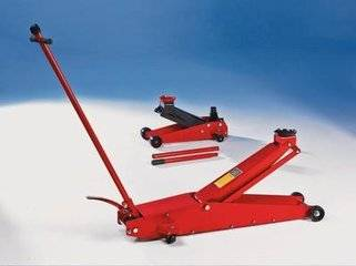 5ton long floor jack