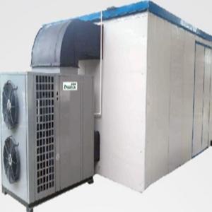 High temperature drying heat pump unit