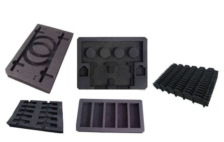 Anti-Static IXPE/EVA Corrugated Accessories /ESD Protection Foam Tray