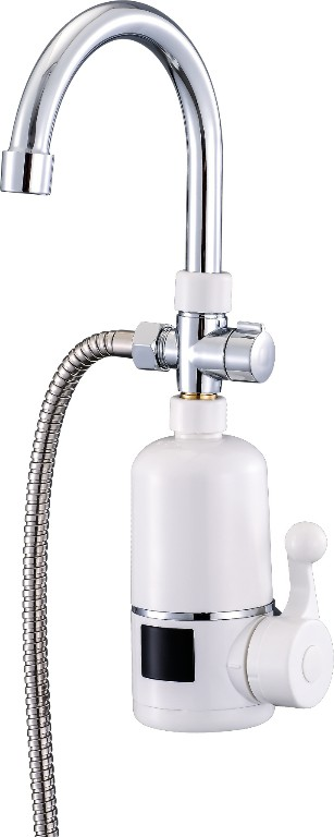 instant heating faucet