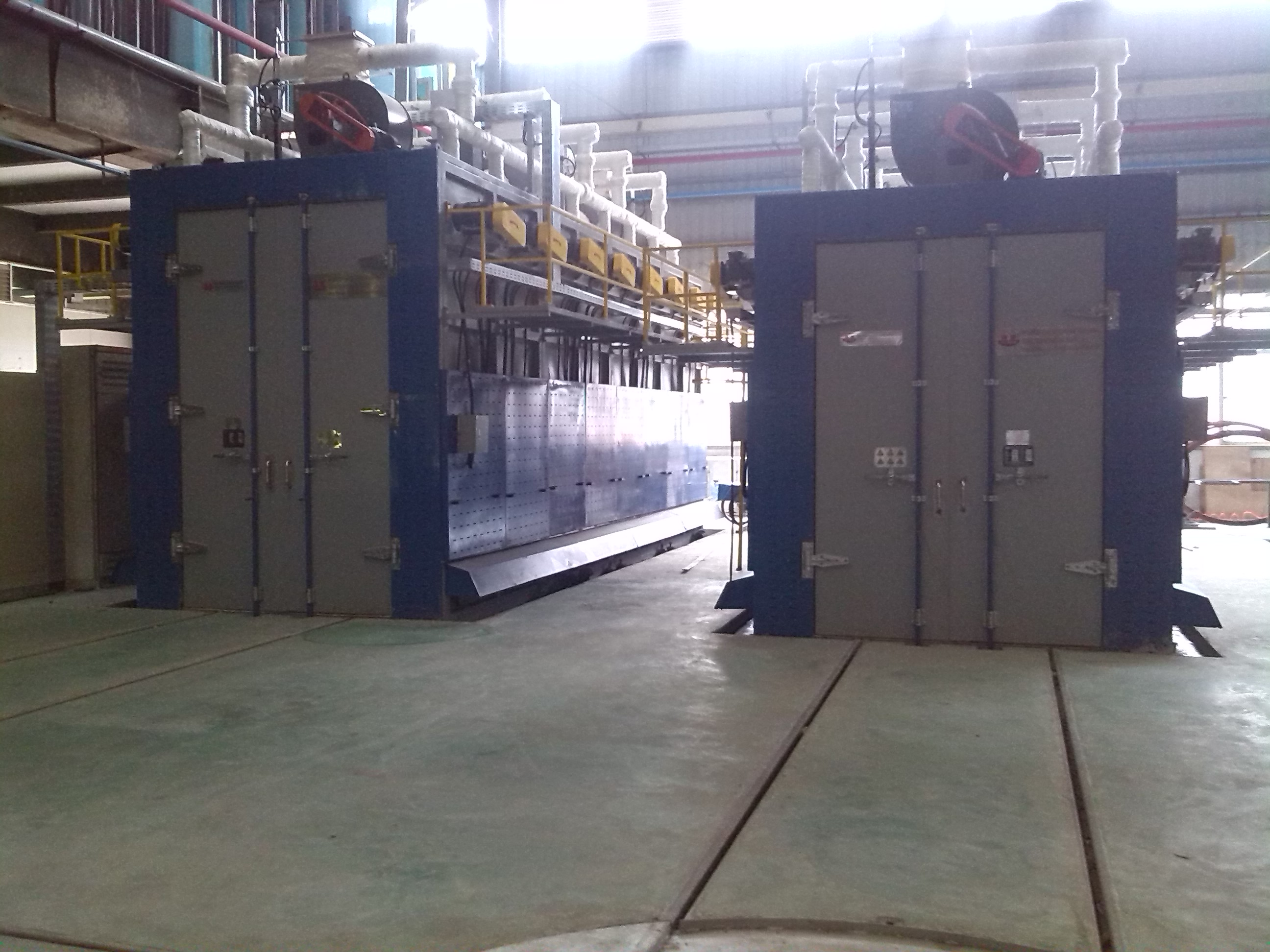 Glass Heating Bending Furnace CE