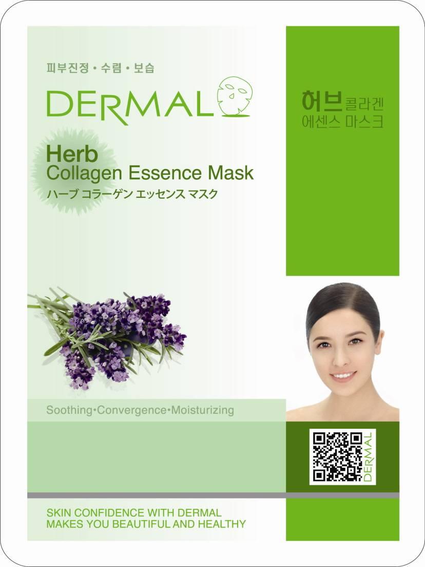 Dermal Herb Collagen Essence Mask