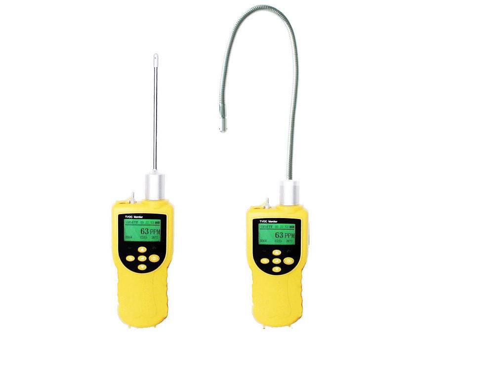Portable VOC gas detector