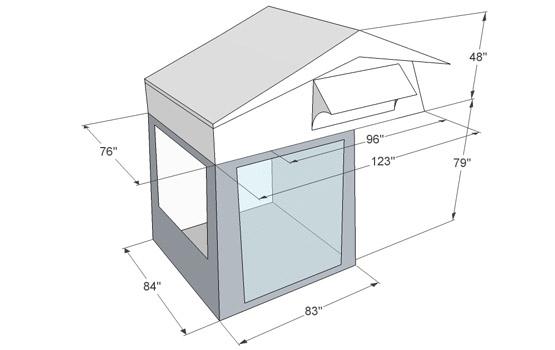 Roof Tent SRT01E-48