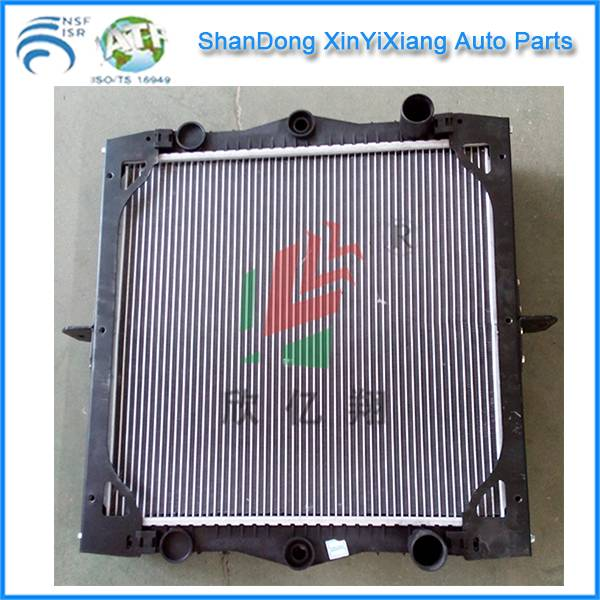 DAF 1407721 1403273 heavy aluminum truck radiator made in China