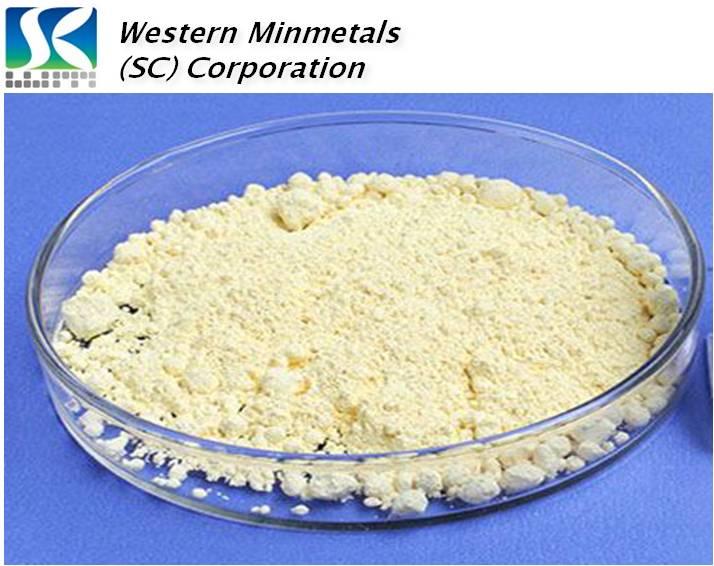 Cerium Oxide at Western Minmetals