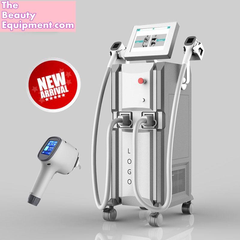 RF Cavitation Beauty Equipment HIFU Diamond Microdermabrasion Body Slimming Skin Care Machine
