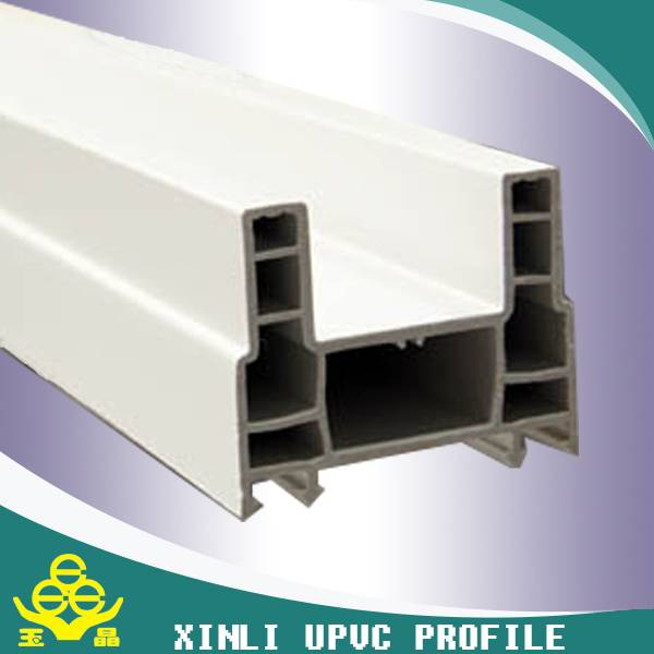 plastic pvc profile for window and door direct from china