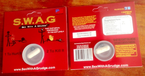S.W.A.G sex products for men penis enlarging pills