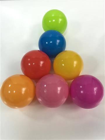 soft plastic ball