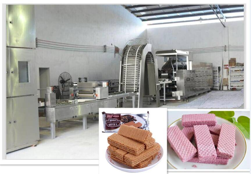 low cost wafer production line