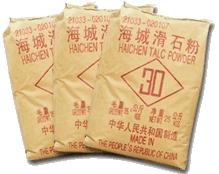 China Haicheng Talcum Powder 325mesh