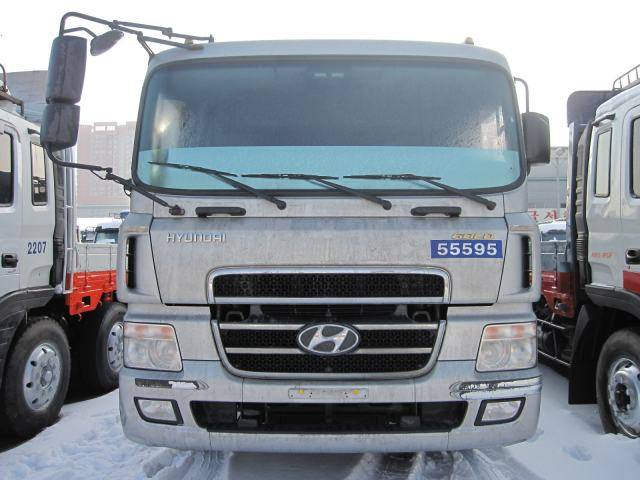 Hyundai Used Cargo Truck