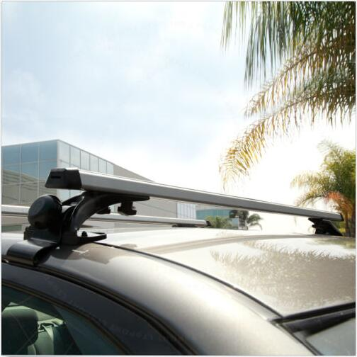 "For TOP CARGO LUGGAGE CARRIER 48"" Aluminum CROSS BAR as UNIVERSAL ROOF RACK"
