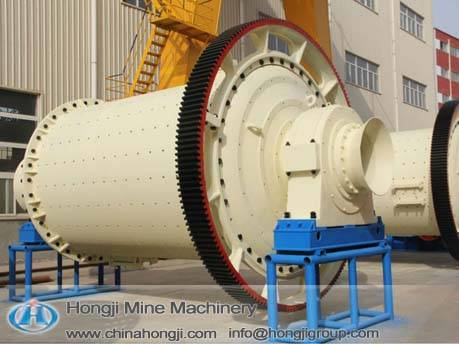 Popular Ball mill from hongji brand