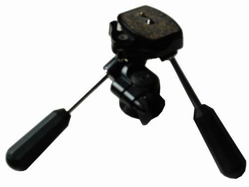 3-Way Pan/Tilt Head with Quick Release (BK-80)