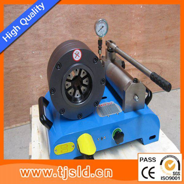 SLD-32M manual hydraulic hose crimping machine