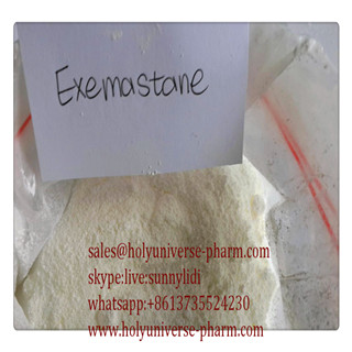 Exemestane raw steroids powder