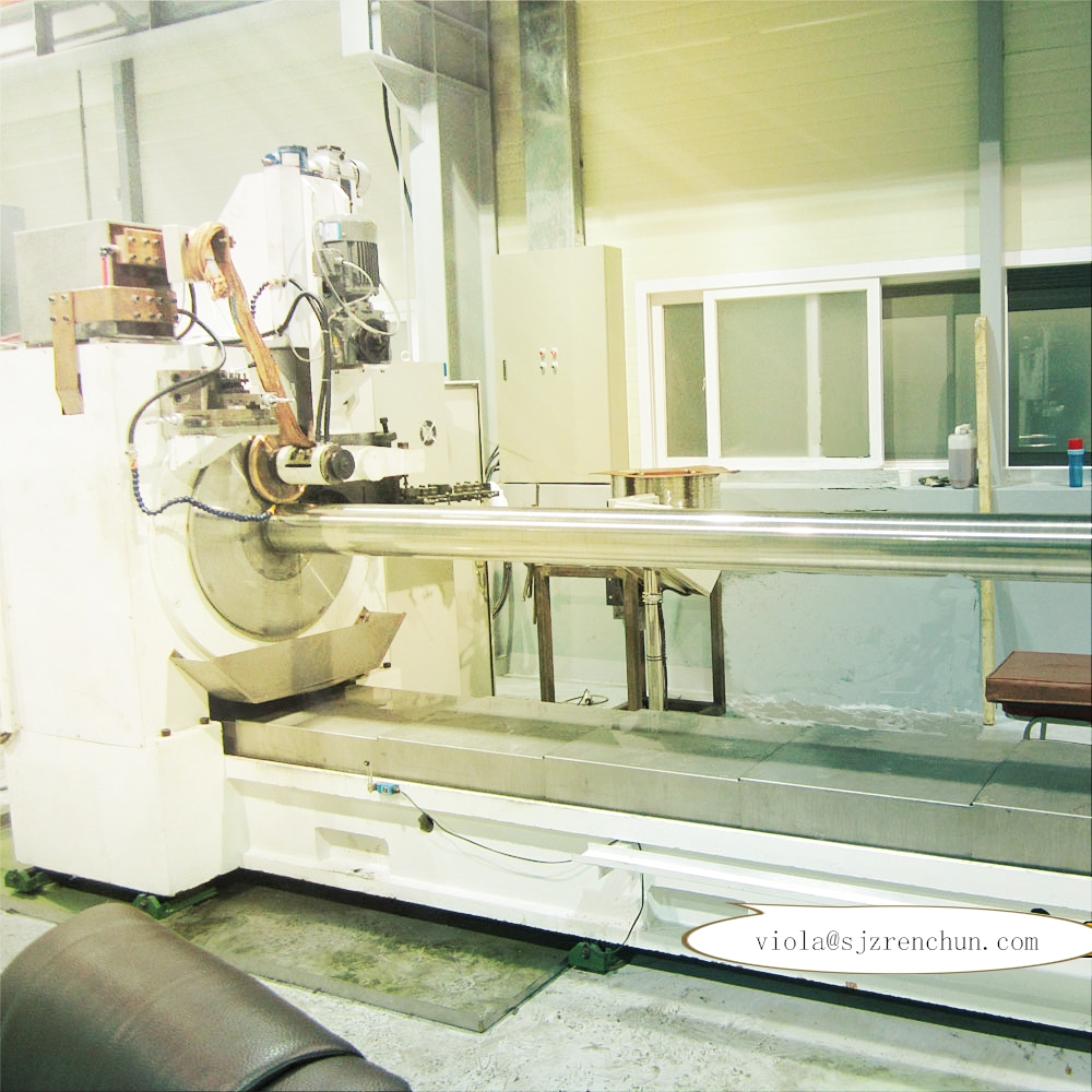 Hot Sale Welded Johnson Screen Machine for Oil and Gas Industry