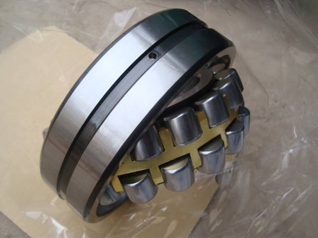 self-aglining roller bearing
