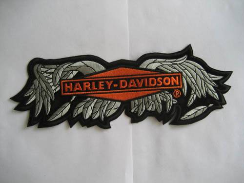 Cool Harley Patches