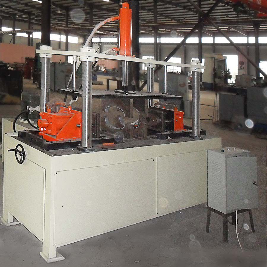 Automatic Horizontal A Molding Flanging Machine / Flanger