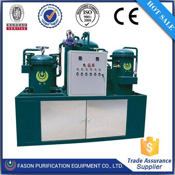 Multi-function Vacuum Waste Oil Purification Equipment