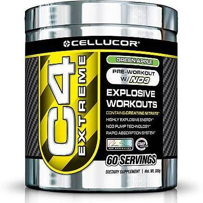 Cellucor C4 Extreme - 60 Servings - Green Apple