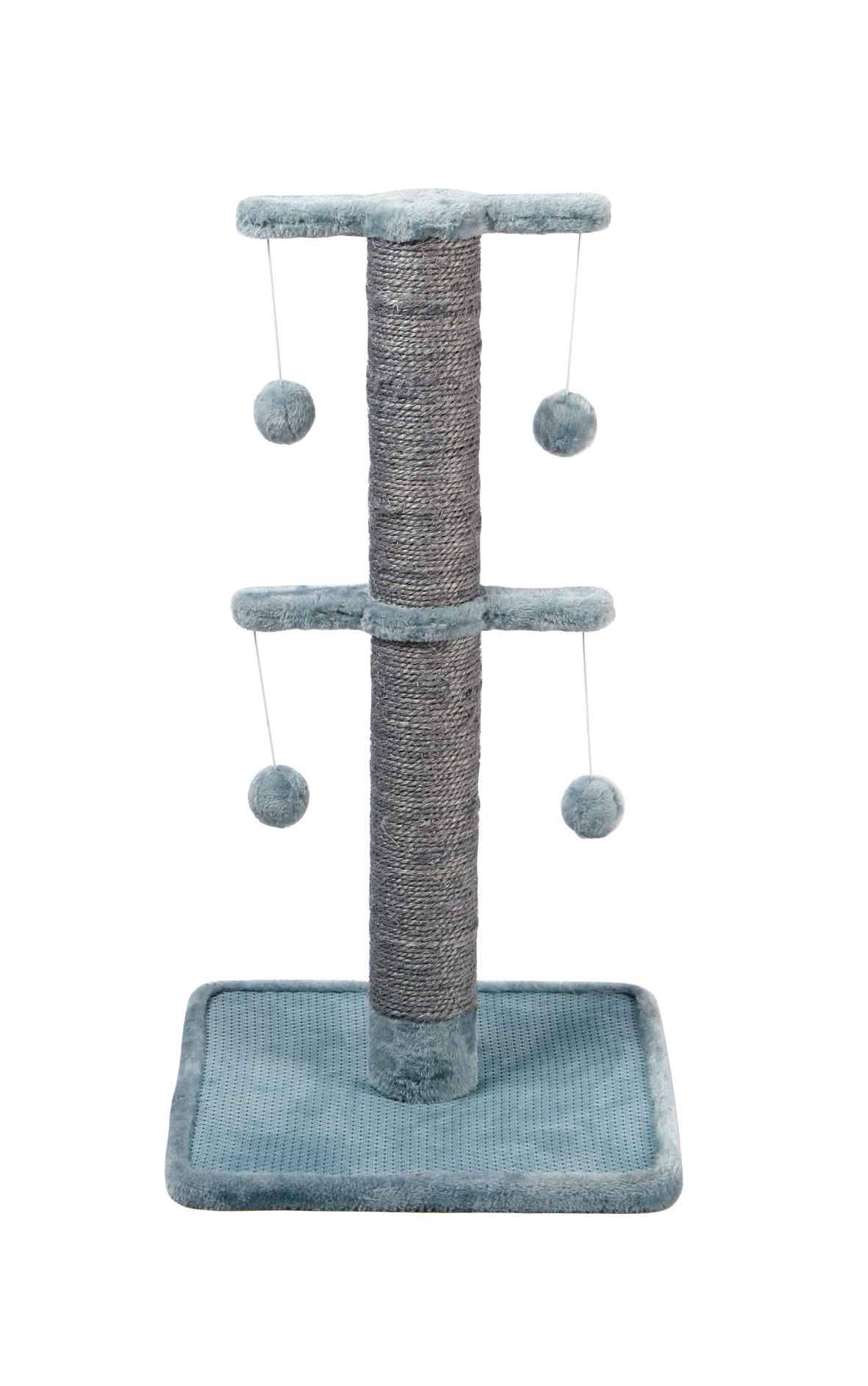 tall cat scratching and crawling posts
