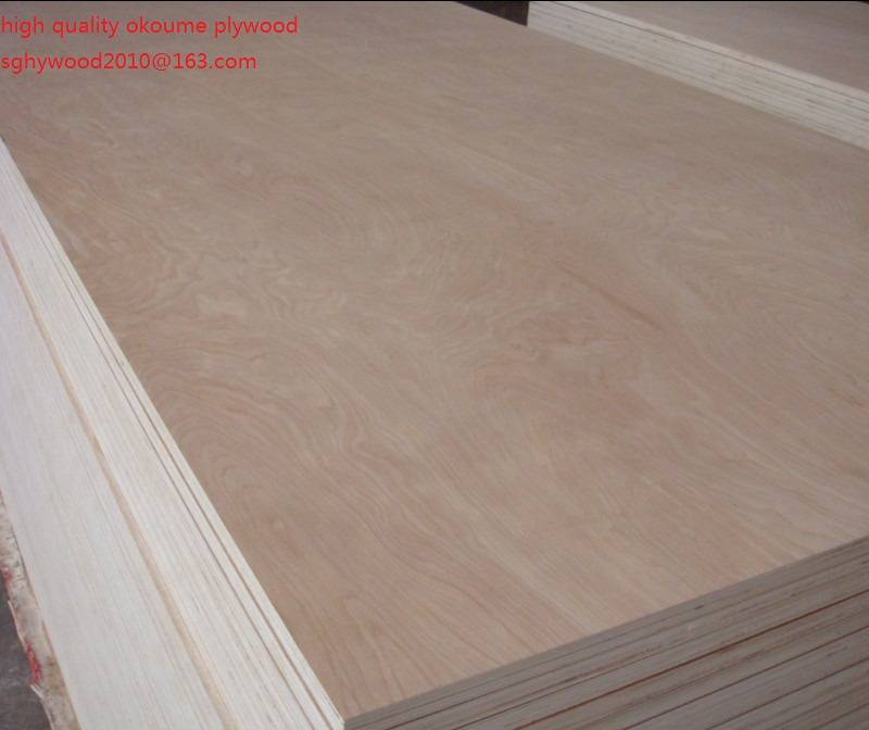 wooden box commercial  okoume plywood