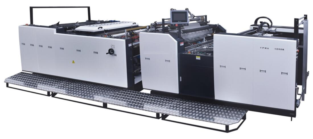 GWMA-1300 Automatic Feeding Paper Hot Laminating Machine for A0 Size