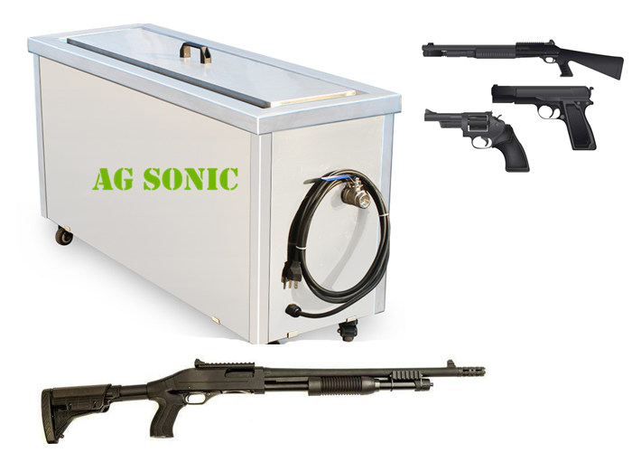 Ultrasonic Cleaner for Guns Ultrasonic Gun Cleaning System Customized