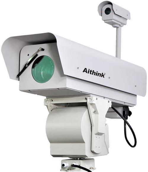 2000m laser thermal night vision camera