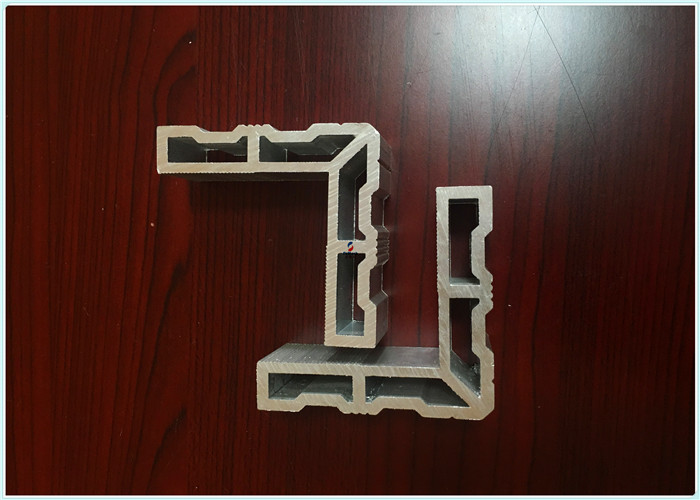 high precision 6063A 606 Industrial Aluminum Profile with Mechnically Polishing