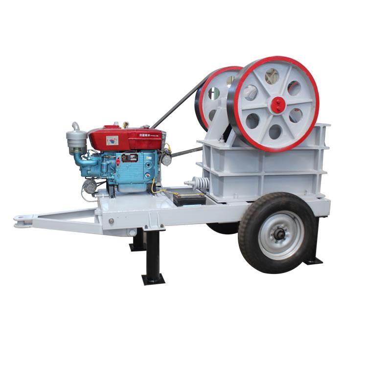 crusher machine Mobile Crusher