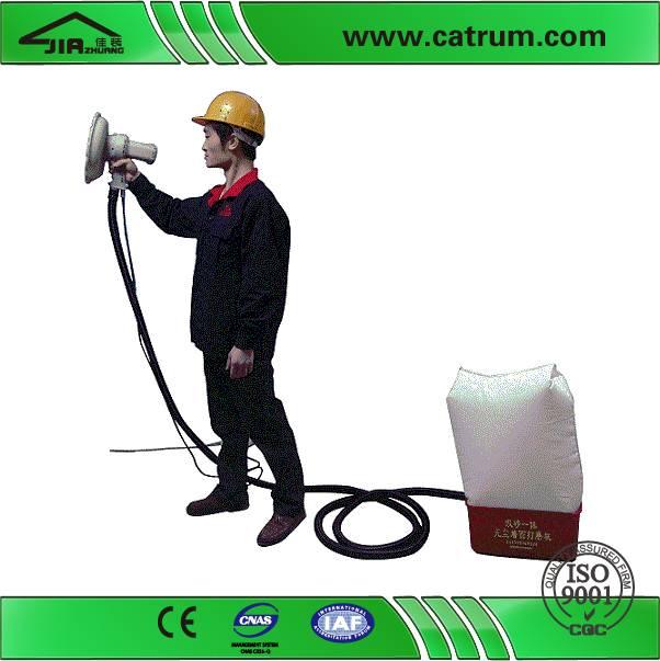 2in1 Drywall sander + dust-extractor sander