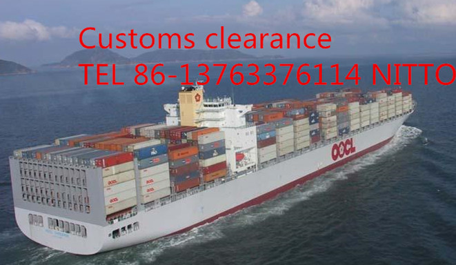 Spanish old furniture China import customs clearance company